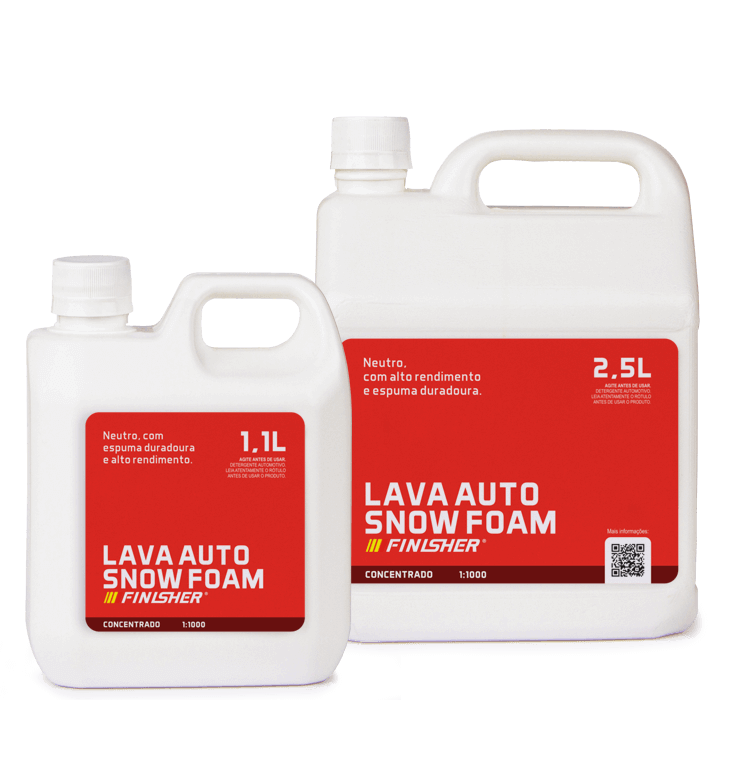 LAVA AUTO SNOW FOAM